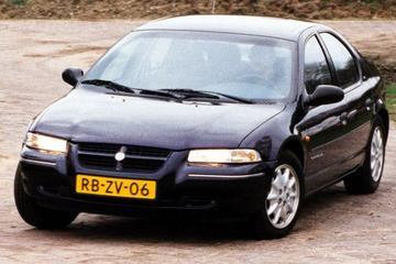 Chrysler Stratus 2.5i 24V LX (1998)