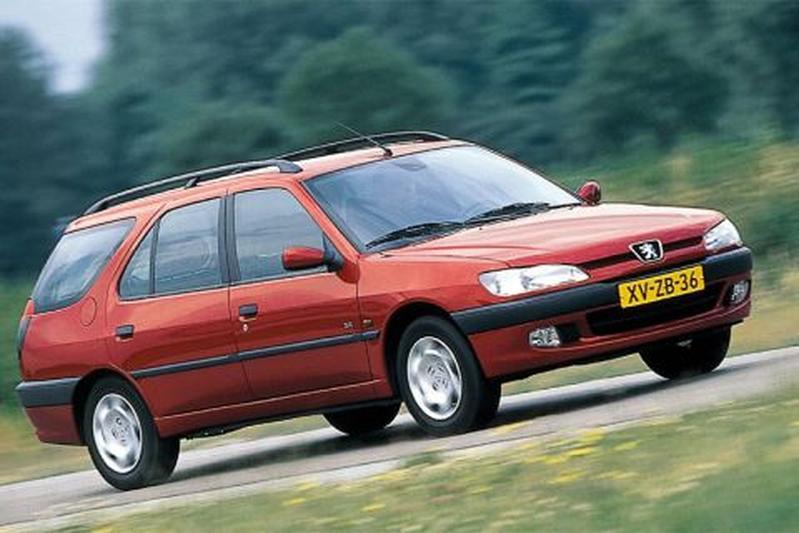 Peugeot 306 Break XT 1.4 (1999)