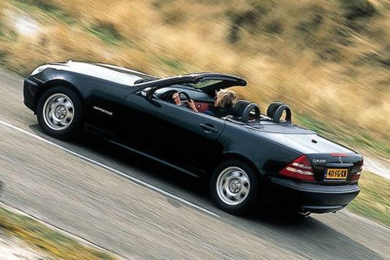 Mercedes-Benz SLK 200 Kompressor (2001)
