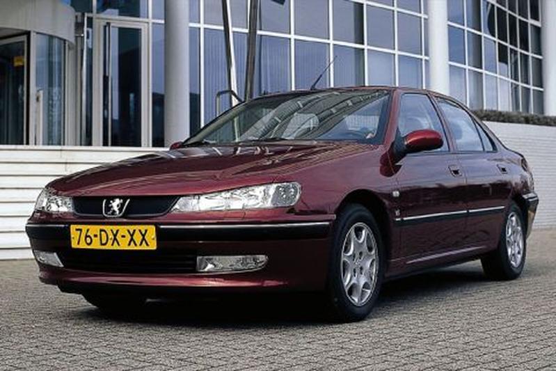 Peugeot 406 SV 3.0 V6 (2000)