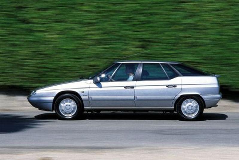 Citroen XM V6 Exclusive (1998)