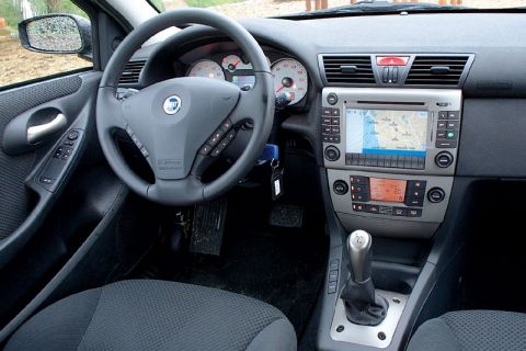 fiat stilo 2 4 20v abarth selespeed 2002 autotest. Black Bedroom Furniture Sets. Home Design Ideas