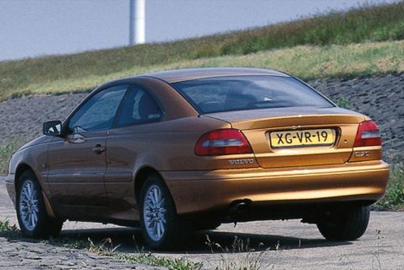 Volvo C70 2.4 T (1999)