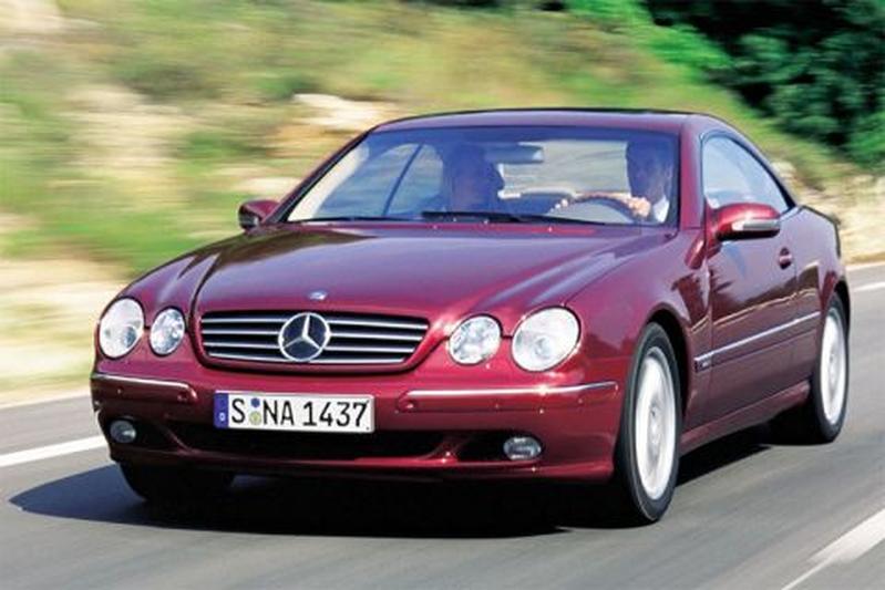 Mercedes-Benz CL 600 (2000)