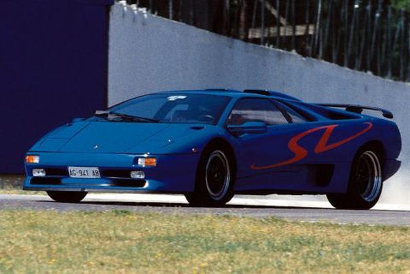 Lamborghini Diablo SV (1998)