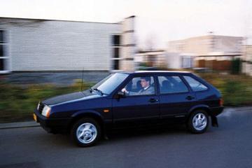 Lada Samara 1.5i Baltic GLX (1998)