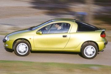 Opel Tigra 1.6i-16V Fresh (1999)