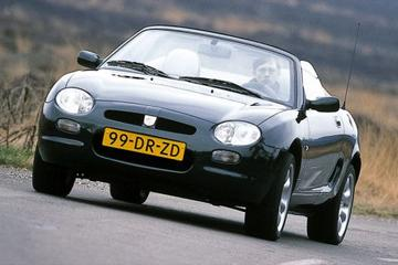 MG F 1.8i VVC (2000)