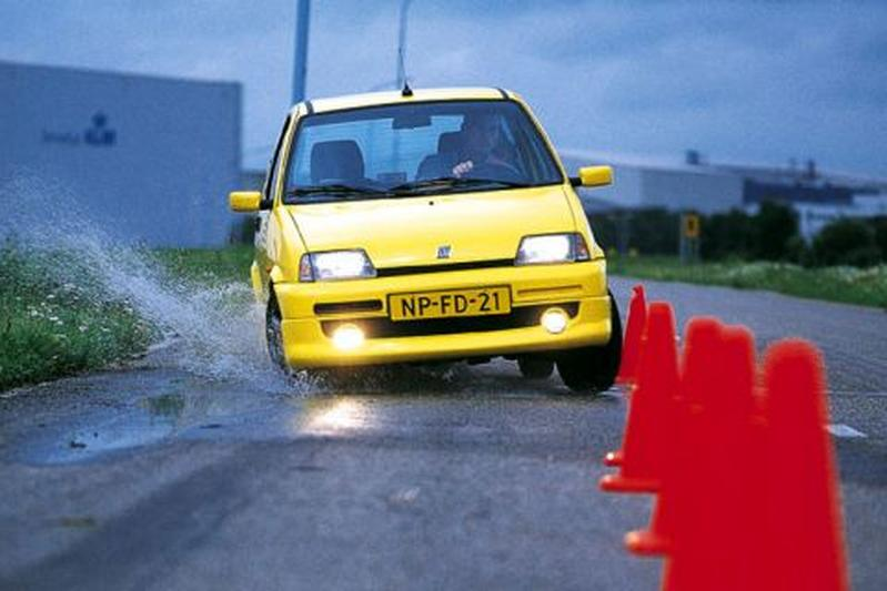 Fiat Cinquecento Sporting Abarth (1997)