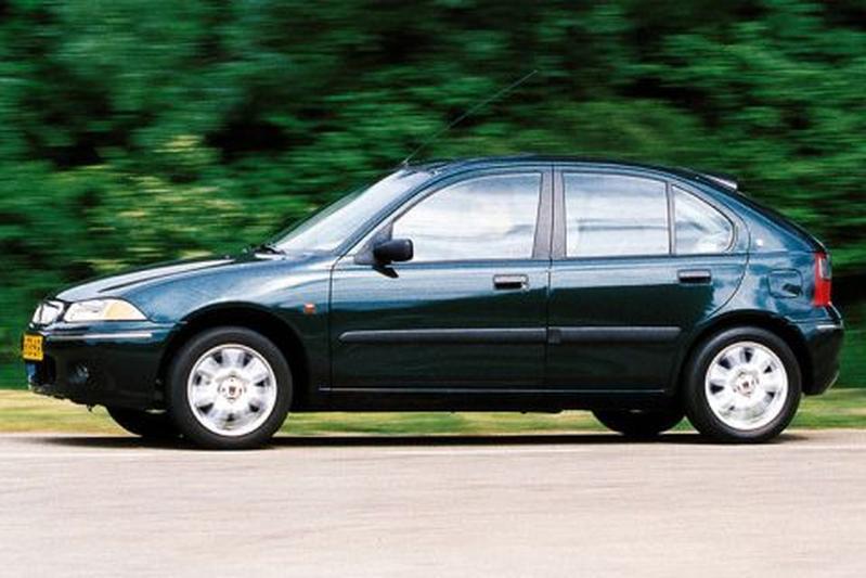 Rover 216 Si CVT (1998)