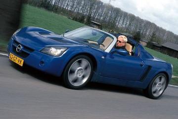 Opel Speedster (2001)