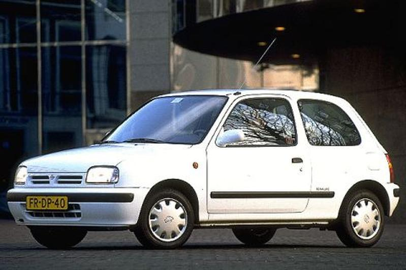 Nissan Micra 1.3 SLX (1994)