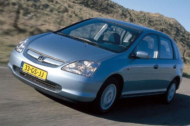 Honda Civic 1.4i LS (2001)