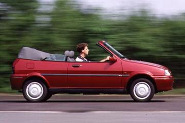 Rover 111 Cabriolet (1995)
