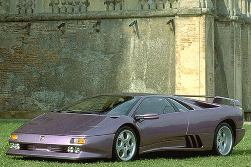 Lamborghini Diablo 30 Special Edition (1995)
