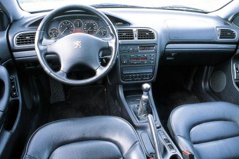 peugeot 406 coup 3 0 v6 24v pack 1999 autotest. Black Bedroom Furniture Sets. Home Design Ideas