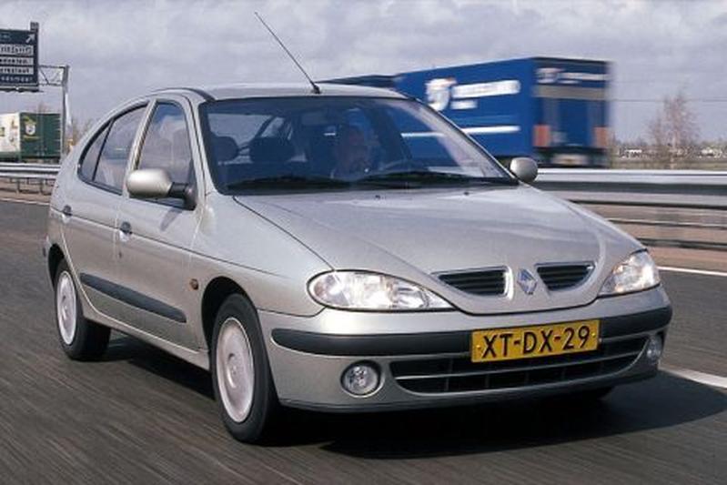 Renault Mégane RXE 1.4 16V (2000)
