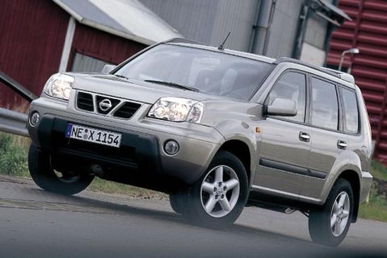 Nissan X-Trail 2.0 Sport (2001)