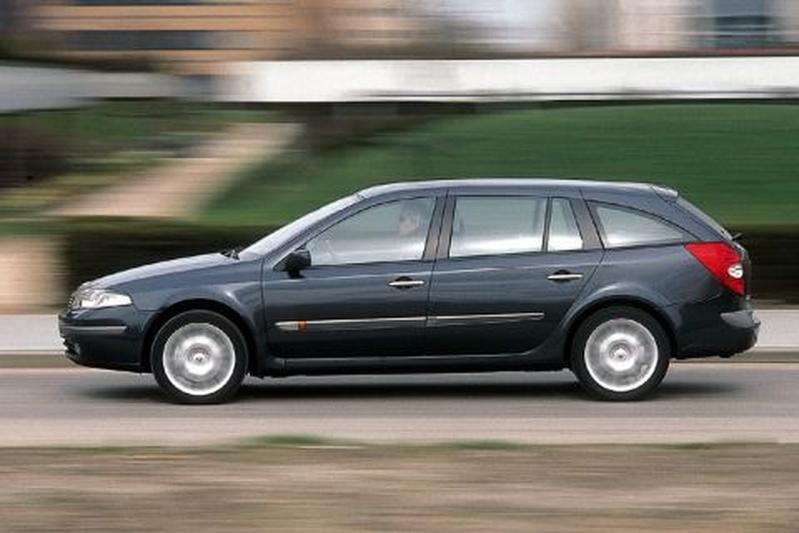 Renault Laguna Grand Tour 1.9 dCi 120pk Expression (2001)