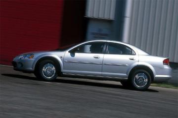 Chrysler Sebring 2.0i LE (2001)