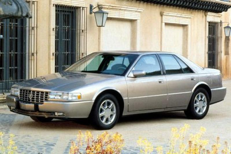 Cadillac Seville STS (1996)