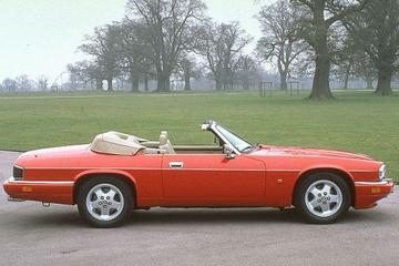Jaguar XJS V12 Convertible (1994)