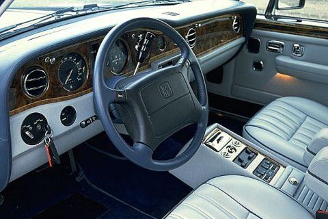 Rolls-Royce Silver Spirit II