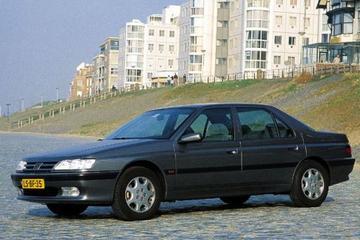 Peugeot 605 SVdt 2.5 (1997)