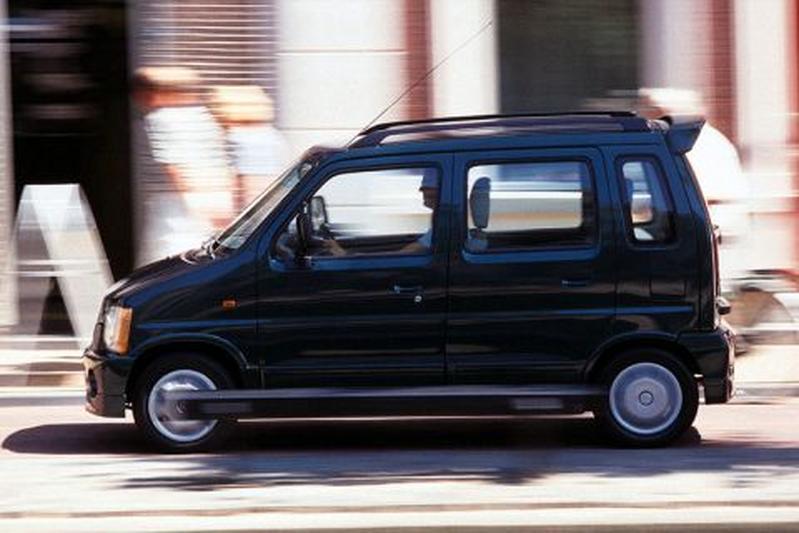 Suzuki Wagon R+ 1.2 GLX (1999)