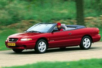 Chrysler Stratus Convertible 2.0i 16V LE (1997)