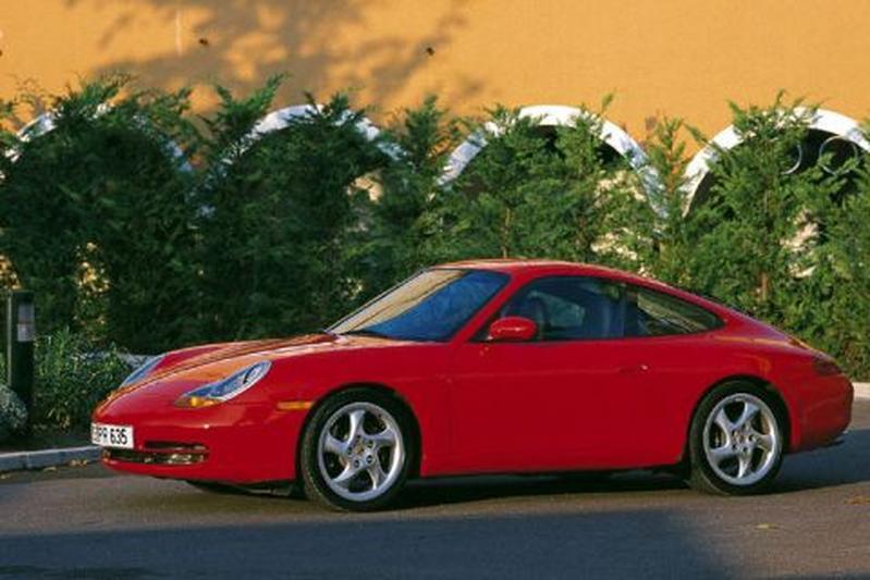 Porsche 911 Carrera (1997)
