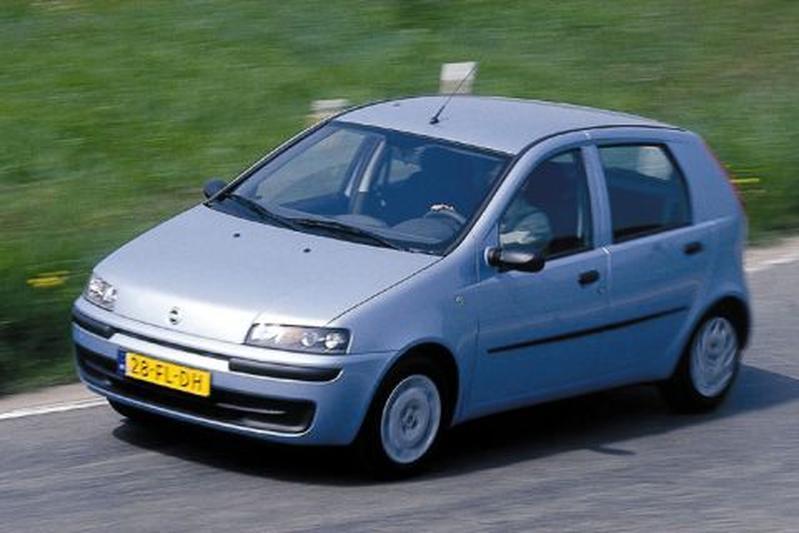 Fiat Punto 1.2 ELX (2000)