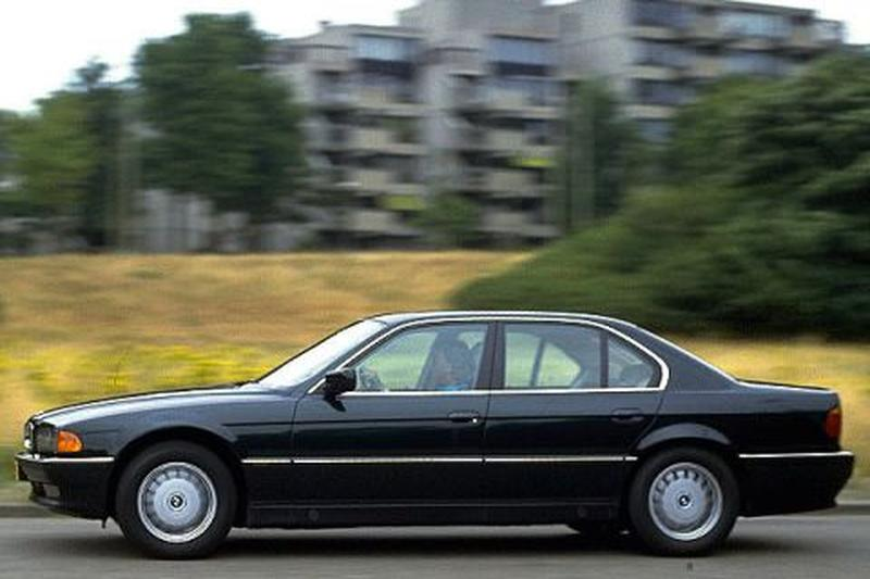 BMW 740i Executive (1995)
