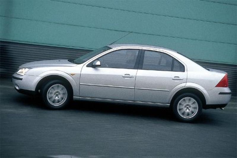 Ford Mondeo 1.8 16V 125pk Trend (2001)