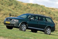 Audi allroad quattro 2.7 5V Turbo