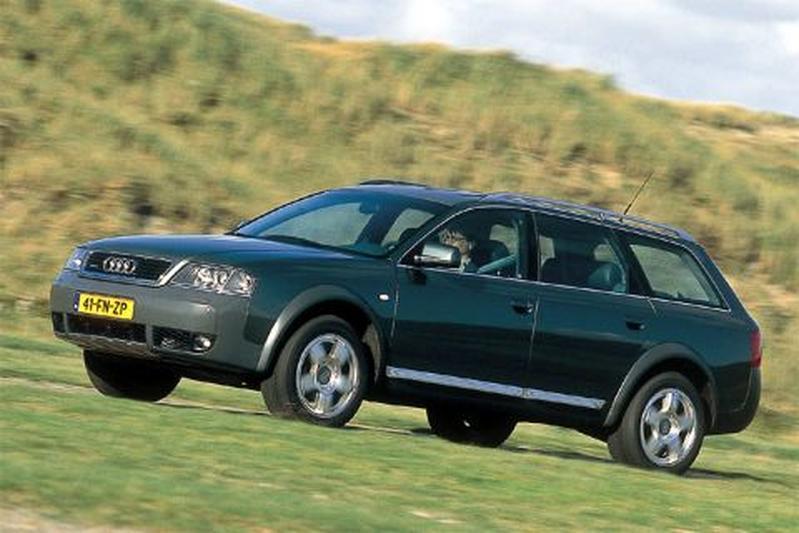 Audi allroad quattro 2.7 5V Turbo (2001)