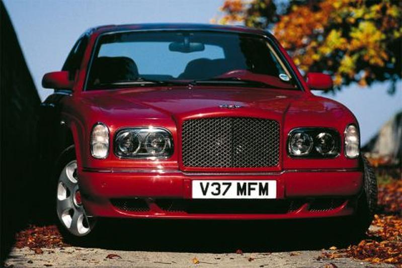 Bentley Arnage Red Label (2000)