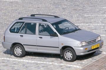 Kia Pride Wagon GLX (1999)