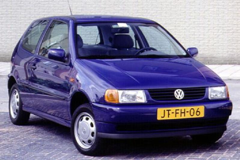 Volkswagen Polo 1.0 (1995)