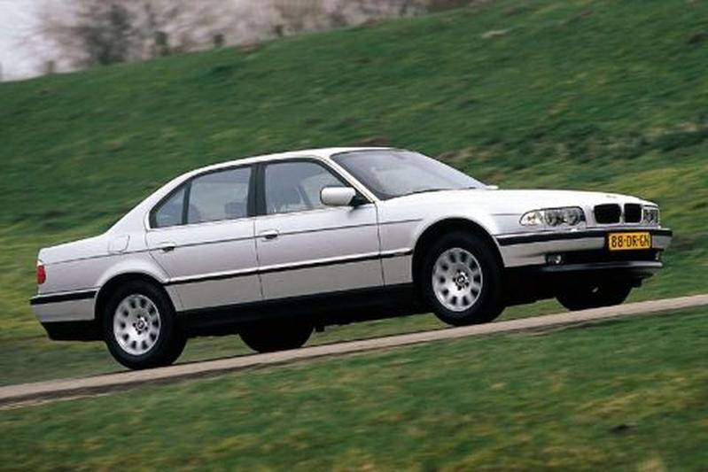 BMW 730d Executive (2000)