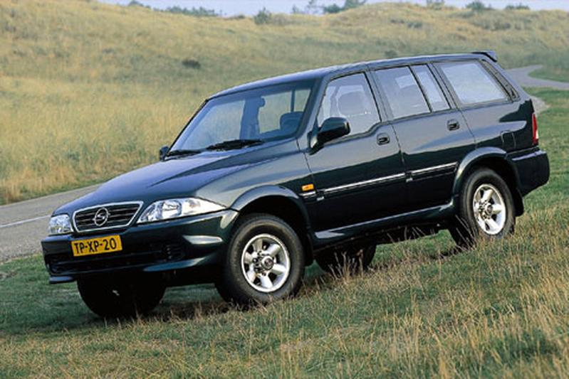 SsangYong Musso TDX 2.9 (1999)