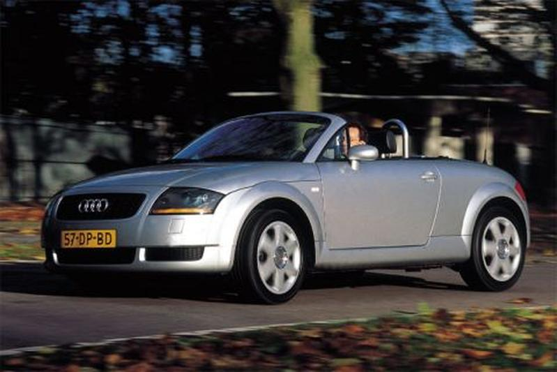 Audi TT Roadster 1.8 5V Turbo (2000)