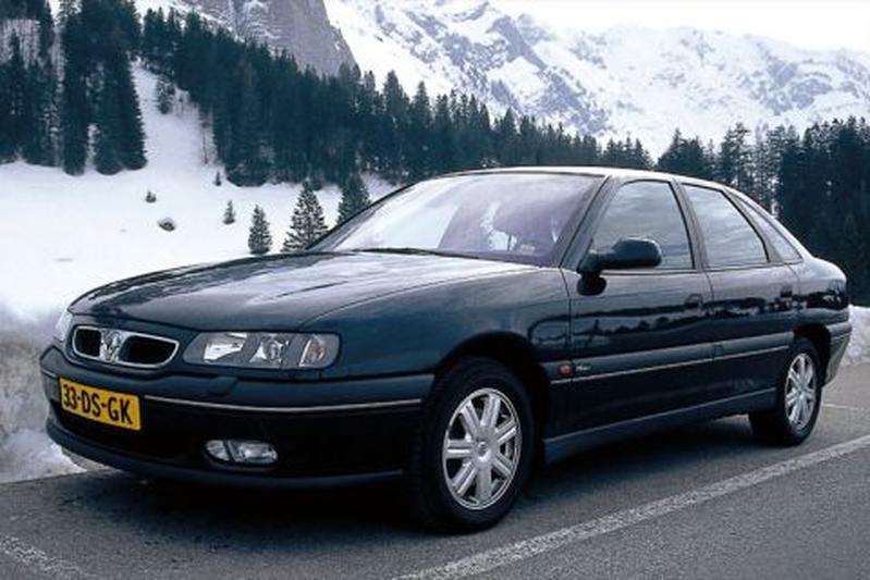 Renault Safrane RXT 3.0 V6-24V (2000)