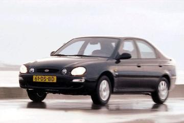 Kia Shuma 1.5 LS (2000)