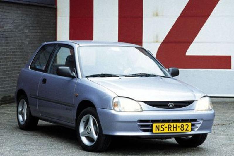 Daihatsu Charade 1.3 XTi (1997)
