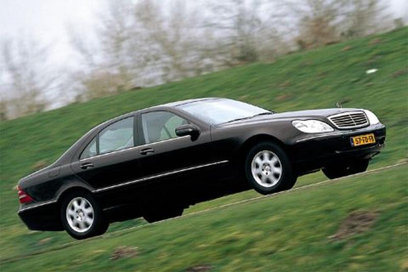 Mercedes-Benz S 320 CDI (2000)