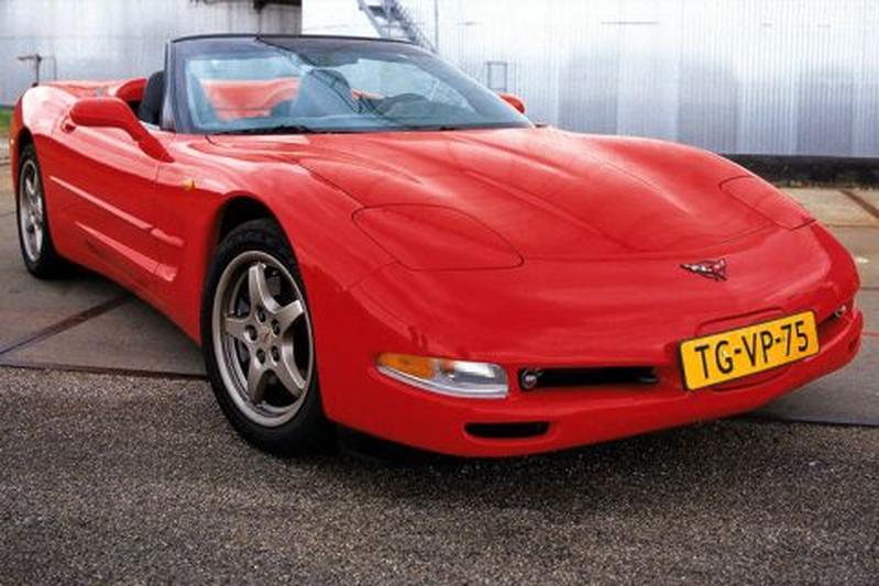 Chevrolet Corvette Convertible (1999)