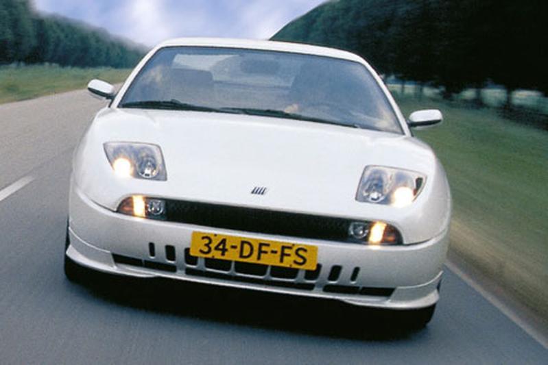 Fiat Coupé 2.0 Turbo 20v Plus (1999)