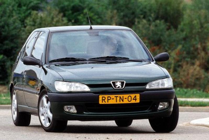 Peugeot 306 XSi 2.0 16V (1998)