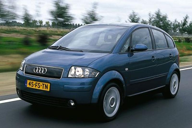 Audi A2 1.4 Exclusive (2000)